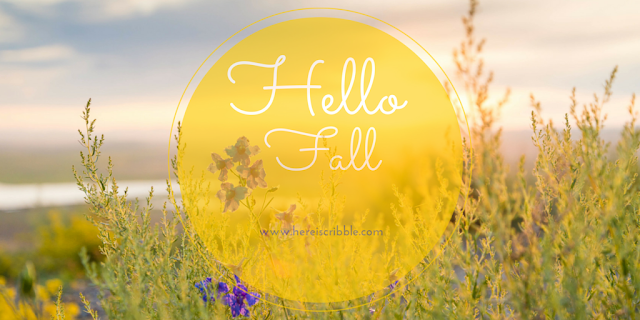 Welcome-Fall-September-Update