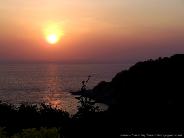 Sunset at Promthep Cape, Phuket