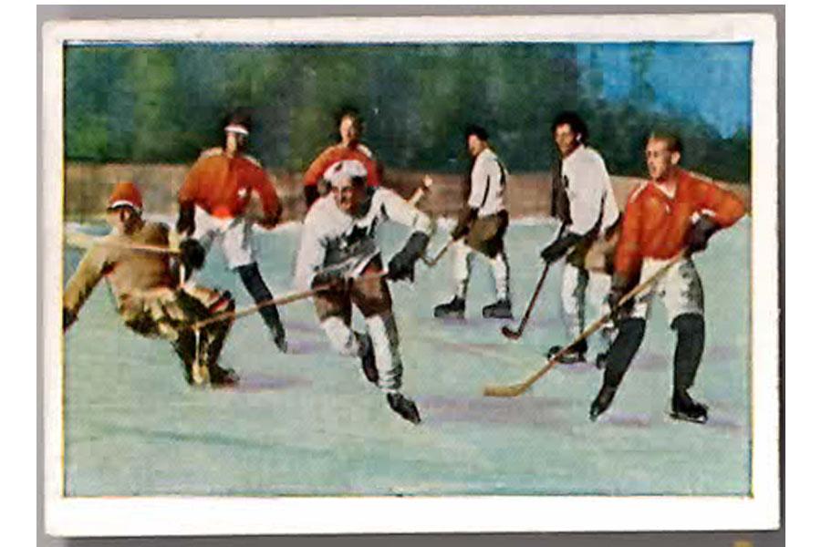 Nitzy S Hockey Den Vintage Team Canada Cards