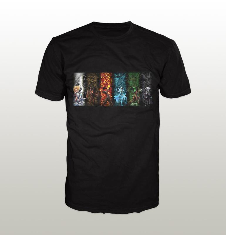 koszulka League of Legemds