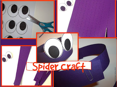 spider activity and craft