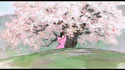 The Tale of Princess Kaguya (Movie) - Trailer (German Version) - Song / Music