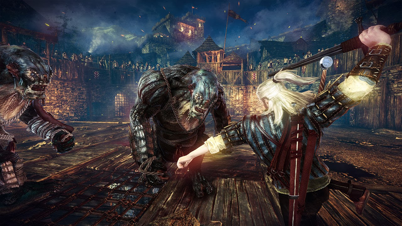 THE WITCHER 2 ASSASSINS OF KINGS ENHANCED EDITON Free Iso