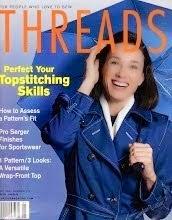 Featured in Threads Magazine