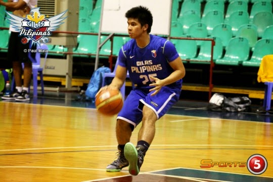 Gilas Cadets Final 12-man lineup to 2015 SEABA