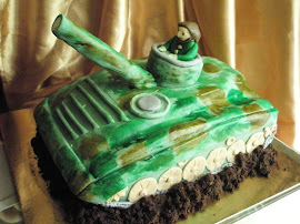 Tank torta