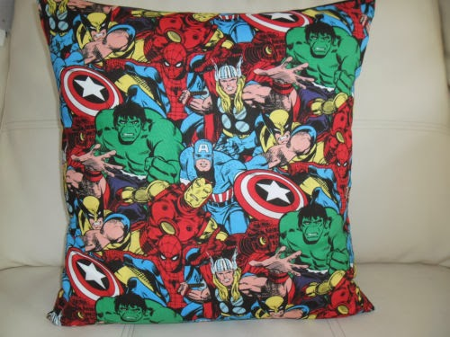 Comic Cushion