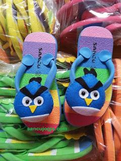 Sandal Boneka Lucu Sancu