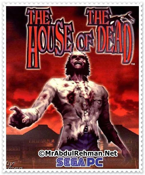 The House Of The Dead PC Game Free Download Full Version
