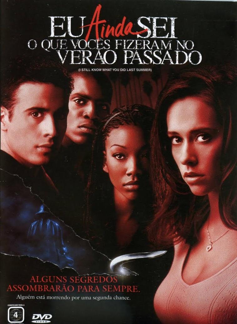 Eu Ainda Sei O Que Vocês Fizeram No Verão Passado – Dublado (1998)
