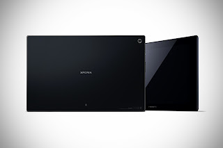 Sony Xperia Z Black tablet