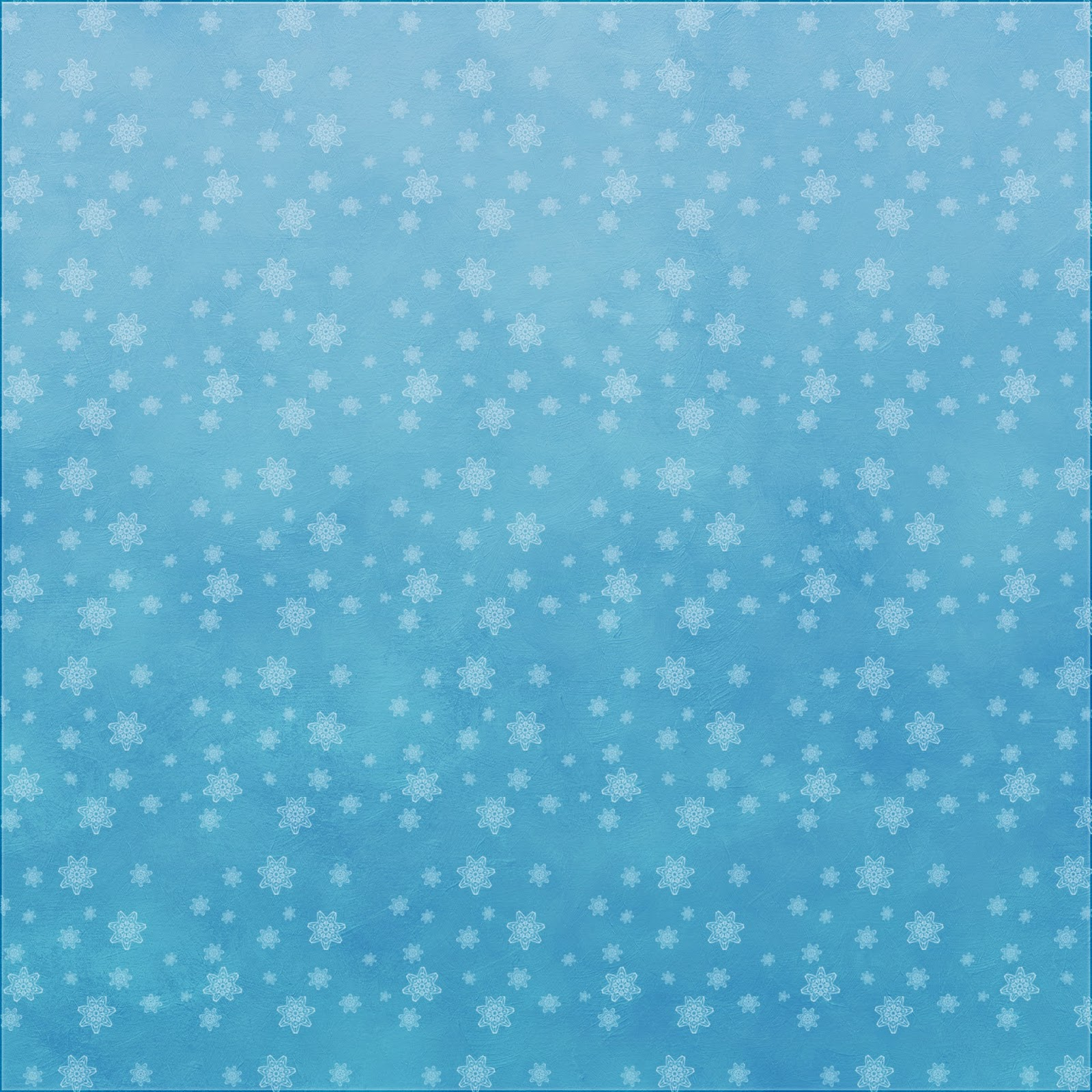 free christmas scrapbook paper high-res aqua