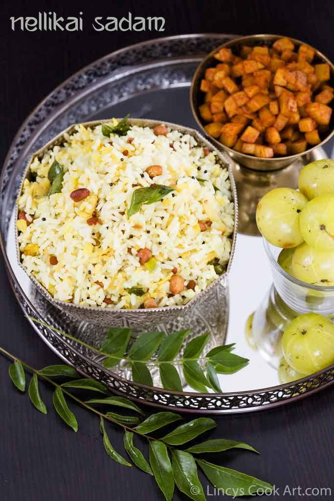 Nellikai Sadam recipe