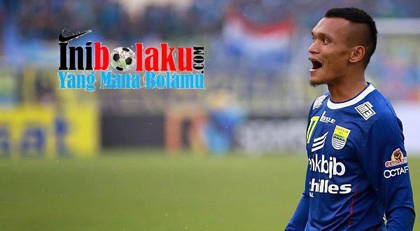 Gol Ferdinand Sinaga Lengkapi Kemenangan Persib