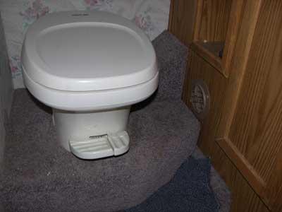 The RV Doctor: RV Toilet Leaks