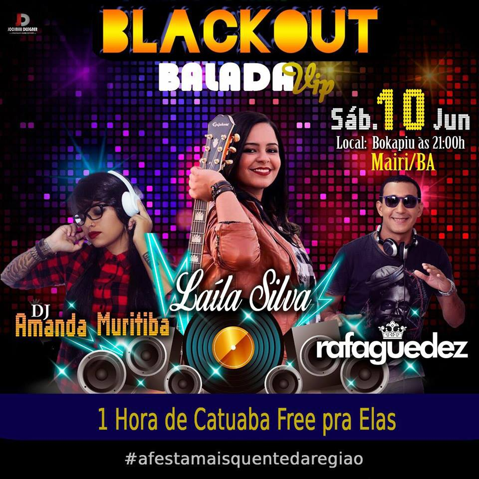 Mairi: Blackout Balada
