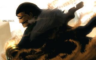 One Piece Crocodile Anime Sand HD Wallpaper Desktop Background