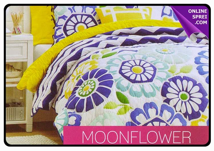 Sprei Star Motif MoonFlower