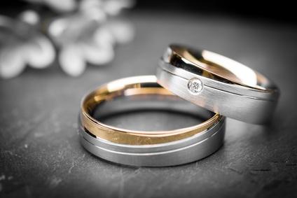 זוג טבעות נישואין מדהימות