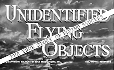 Unidentified Flying Objects -The True Story of Flying Saucers