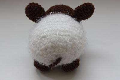 Amigurumi Sheep Free Pattern | Vancouver Handmade Gifts