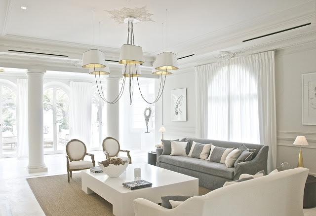 Decor inspiration beautiful house in cap ferrat in Beautiful home interior designs