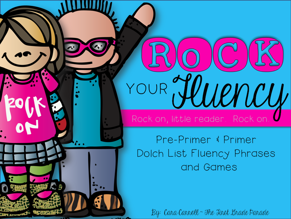 Rock Your Fluency PP/ Primer