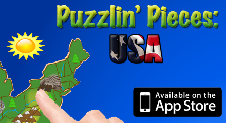 Puzzlin' Pieces: USA