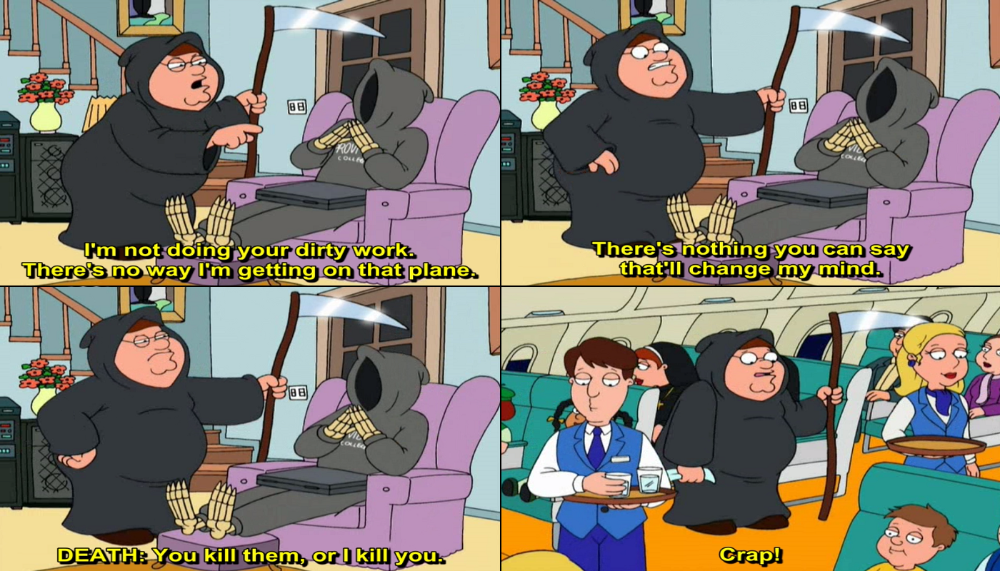 Family Guy Quote-21