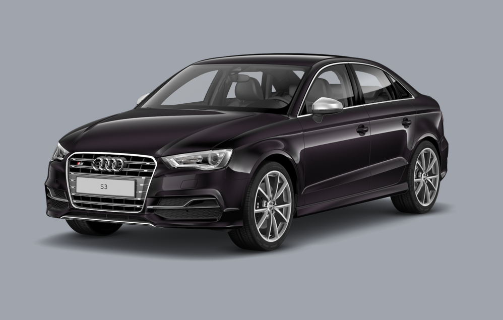 audi s3 berline saloon 2015 couleurs colors. Black Bedroom Furniture Sets. Home Design Ideas