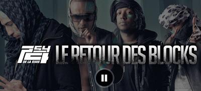 Psy 4 De La Rime - Le Retour Des Blocks - Clip vidéo officiel