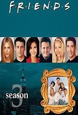 Friends Temporada 3