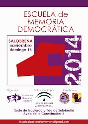 Escuela de la Memoria Democrática Salobreña