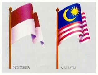 Indonesia vs Malaysia Masih Imbang