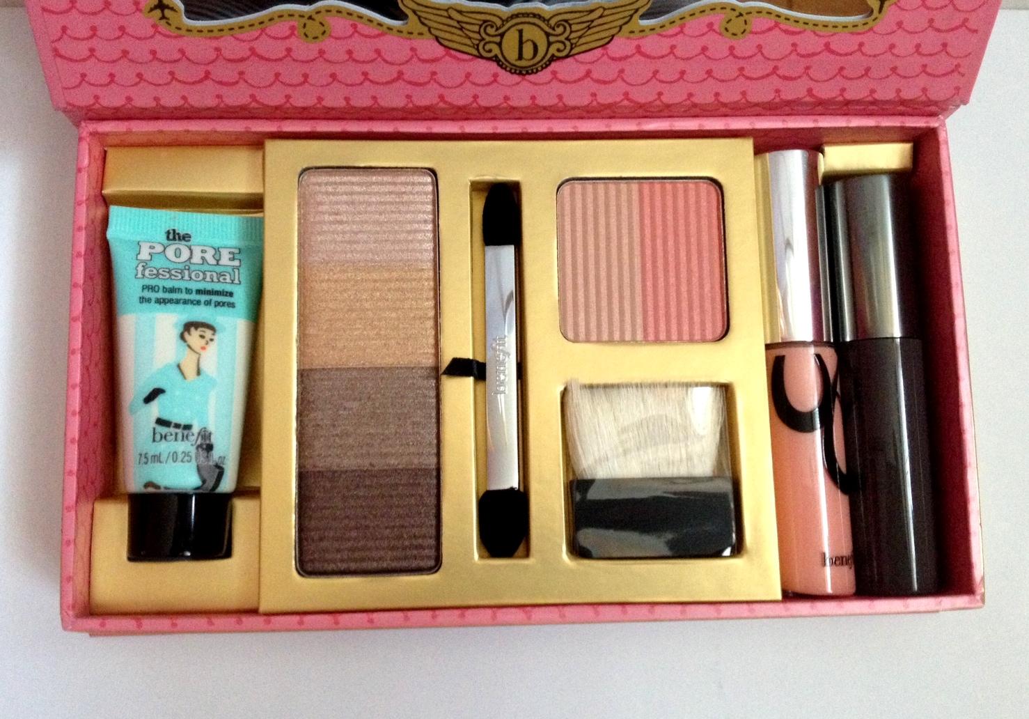 Benefit makeup gift set sale