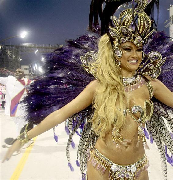 Rio de Janeiro Carnival 2010