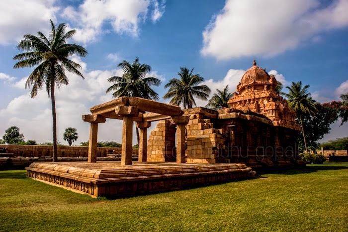 Brihadeeshwara Temple, Gangaikonda Cholapuram