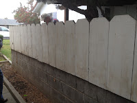 New Fence … Lodi Edition