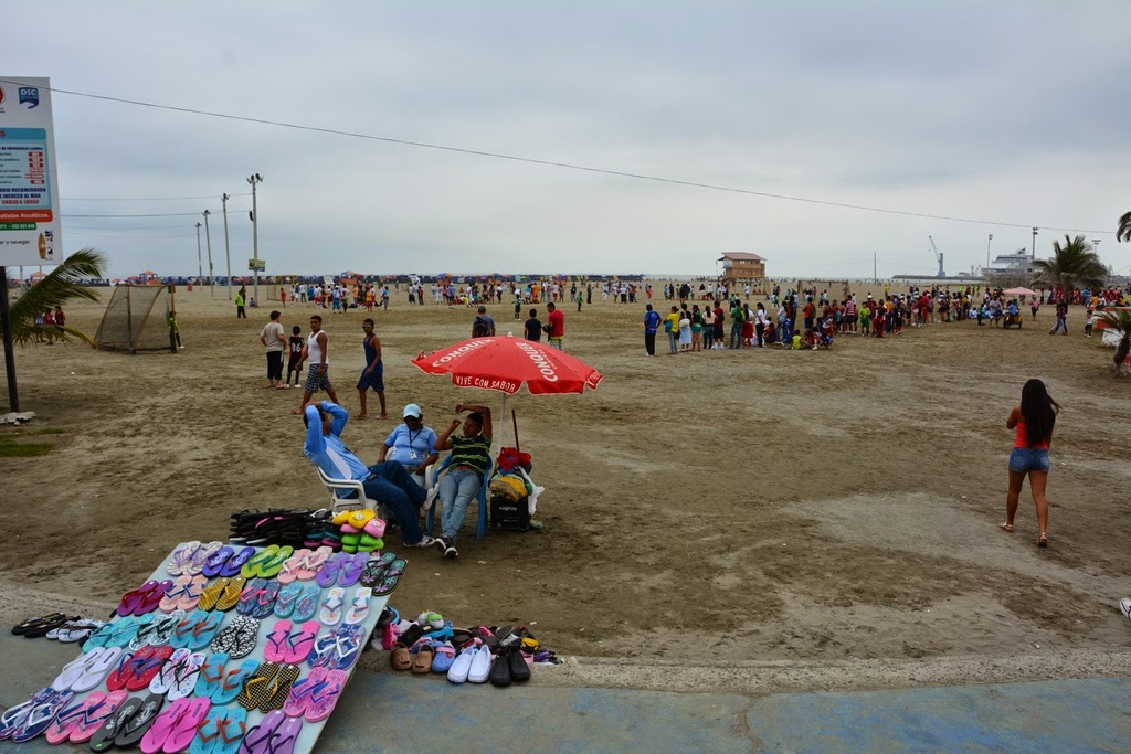 El Murciélago Beach Manta sand