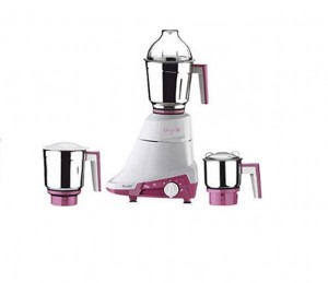 Buy Online Preethi Daisy MG-201 Mixer Grinder (750-Watt) Only On Rs. 3,209