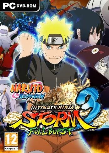 Ultimate Ninja Storm 3 Full Burst PC