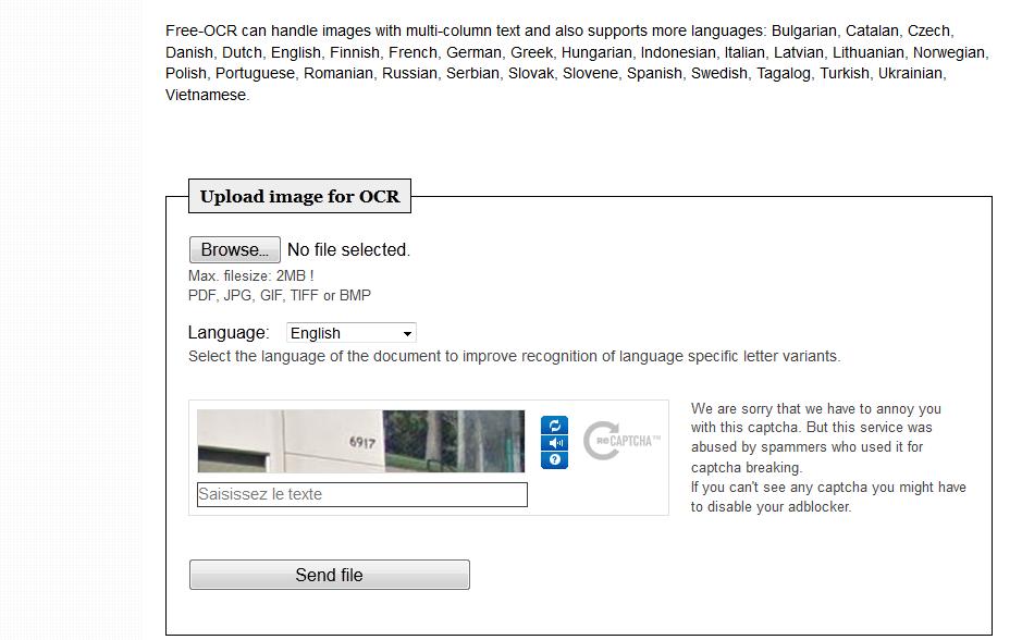كيف تقوم بتحويل نص مصور على وثيقة إلى نص يمكن التعديل عليه في الحاسوب دون اعادة كتابته