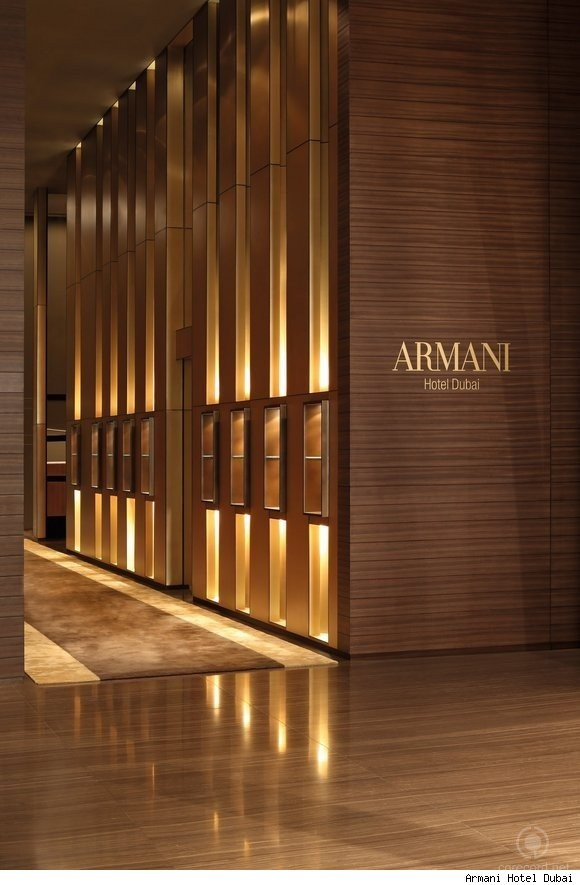 Armani hotel dubai inspirations area for Armani hotel dubai design