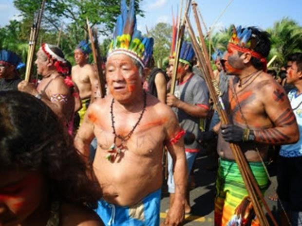 Índios Guajajaras