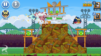 Angry Birds Friends Android İndir
