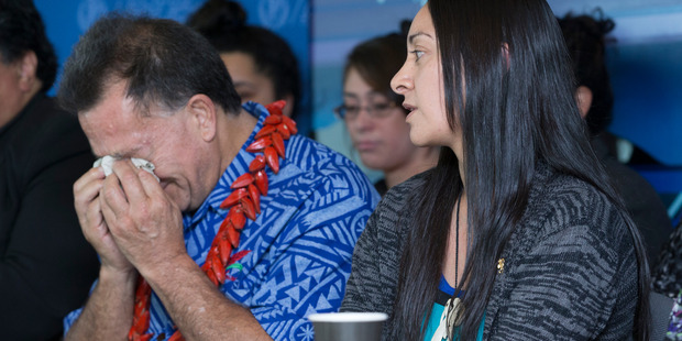 Victim's family and  friends  in Manukau make emotional plea to attackers
