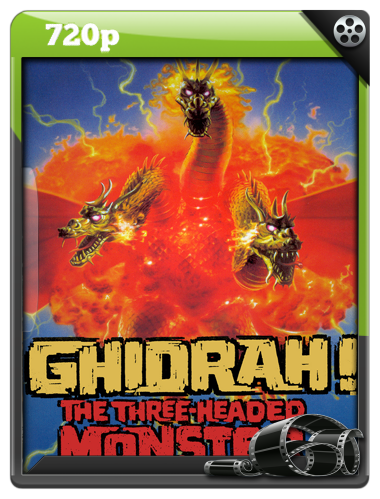 Ghidorah, the Three-Headed Monster |1964|720p|japones