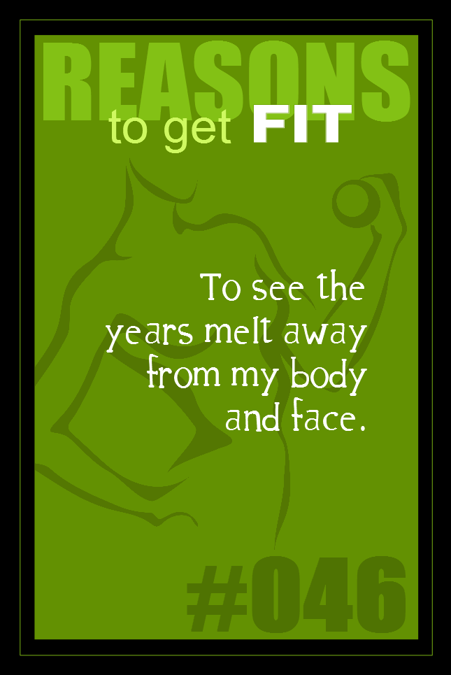 365 Reasons to Get Fit #046