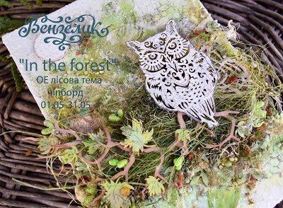 """Завдання """"In the forest"""" до 31/05"""