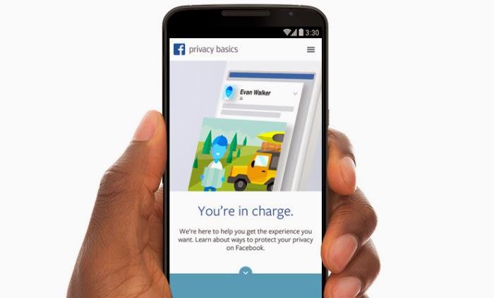 Facebook Luncurkan Kebijakan Keamanan Baru